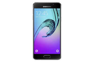Galaxy A3 (2016), Black Sapphire Android, A310
