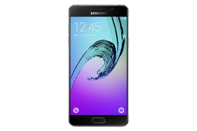 Galaxy A5 (2016), Black Sapphire Android, A510