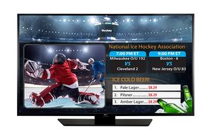 40IN LED-TV 1920X1080 FHD 43LX540S 16:7 1000000:1 9MS 20W IN