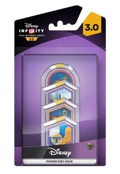Infinity 3.0 Power Disc - Tomorrowland Multi-Platform