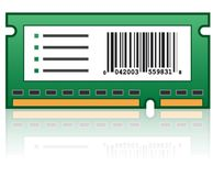 LEXMARK CS410 Forms and Bar Code Card