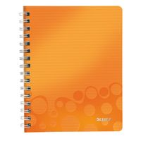 Notepad WOW PP A5 w/holes ruled 80sorang