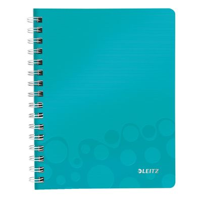 Notepad WOW PP A5 w/holes ruled 80sicebl