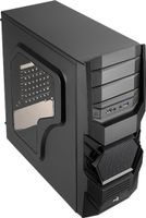 AEROCOOL Cyclops Advance Midi-Tower - schwarz Window (EN55163)