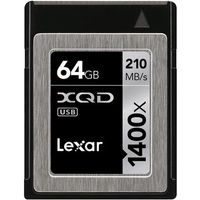 XQD Card 64GB 1400x Professional
