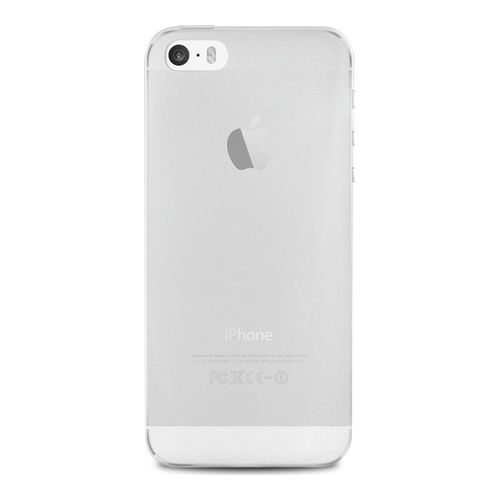PURO Cover iPhone 5/5S Ultra-Slim 0.3 Transparent - qty 1 (IPC503TR)