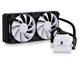 CAPTAIN 240 White - Liquid Cooling System