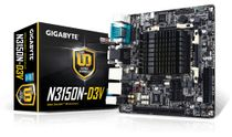 GIGABYTE GA-N3150N-D3V N3150 MITX VGA+SND+GLN+U3 SATA6GB/S DDR3 IN