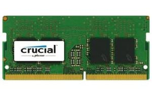8GB KIT 4GBX2 DDR4 PC4-19200 CL17 SR X8 UNBUFF SODIMM 260PIN