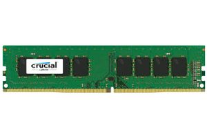 8GB KIT 4GBX2 DDR4 PC4-19200 CL17 SR X8 UNBUFF DIMM 288PIN