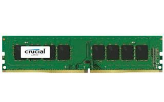 Crucial 2x16GB 2400MHz DDR4 CL17 Unbuffered DIMM