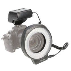 LED Ultra 80 Ringlight with Flash