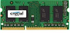 2GB DDR3 1600 MT/S (PC3-12800) CL11 SODIMM 204PIN 1.35V