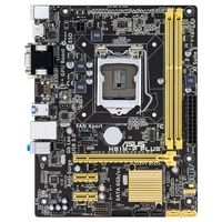 H81M-P PLUS S1150 H81 MATX SND+GLN+U3 SATA6GB/S DDR3 IN
