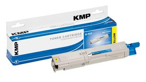 Toner OKI C3300N 43459329 comp. yellow O-T21