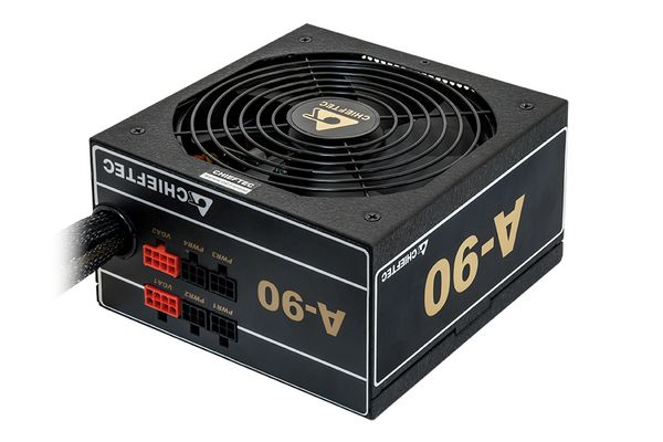 A-90 750W retail 80 Plus Gold, cable man