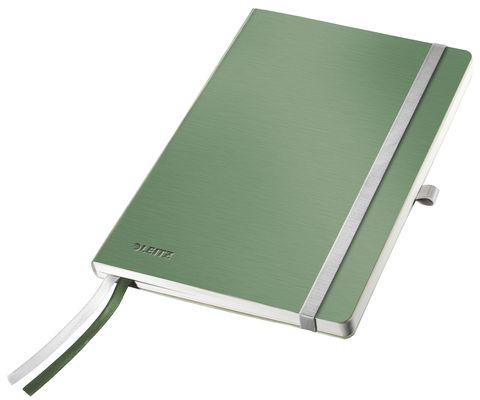 Notepad Style A5 soft squared 80s green