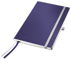 LEITZ Notepad Style A5 soft squared 80s blue (44880069*5)