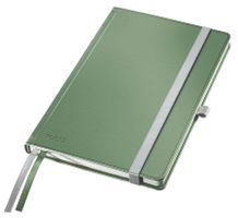 Notepad Style A5 hard squared 80s green