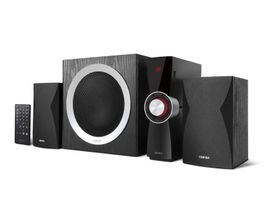 Multimedia C3X 2.1 USB Soundsystem - schwarz
