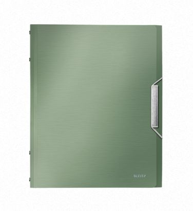 Divider book Style PP 12t. Cel. green