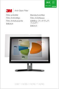 3M Anti-Glare filter for 22,0'' monitor widescreen