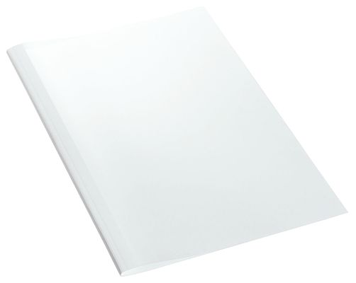 Cover thermal Linen 3mm white (25)