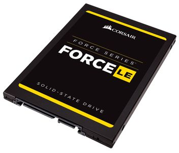 CORSAIR SSD Force LE 2.5'' 480GB SATA 3 6Gb/s (CSSD-F480GBLEB)