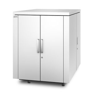 APC NetShelter CX 24U INTL 750 mm Wide x 1130 mm Deep Enclosure White Finish (AR4024IX432)