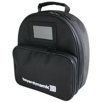 Headset Tasche - black