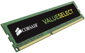 CORSAIR 16GB Intel/AMD Kit 2133MHz, 1x240 DIMM (CMV16GX4M1A2133C15)