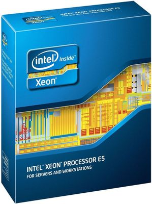 Xeon E5-1650 V4, Socket-2011-3 Processor,  6-Core, 3.6GHz, 15MB, 140W, 14nm, utan kylare