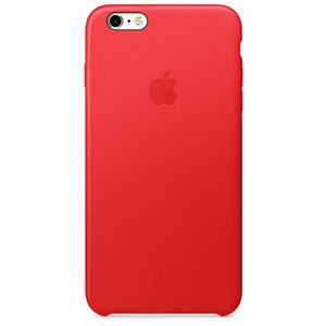 APPLE iPhone 6s Plus Leather Case PRODUCT RED (MKXG2ZM/A)