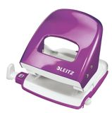 LEITZ Leitz WOW 5008 hole punch 2h/30 sheets purple