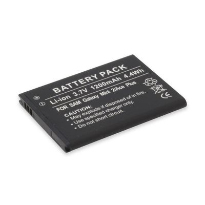 Li-Ion Akku 1200 mAh for Samsung Galaxy Ace / Gio