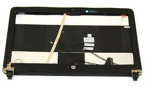 HP Display Rear Cover - Includes wireless antennas (768192-001)