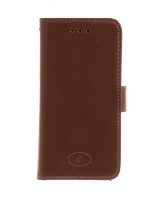 Premium Flip Case iPhone 6/6S Brown