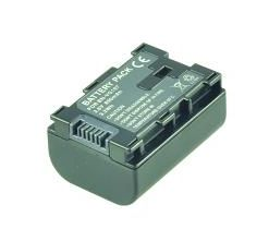 2-POWER Camcorder Battery 3.6v 890mAh Tilsvarende BN-VG107 (VBI9908A)