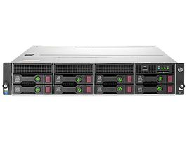 ProLiant DL80 Gen9 E5-2603v3 1P 8GB-R 8LFF 900W PS Server/TV