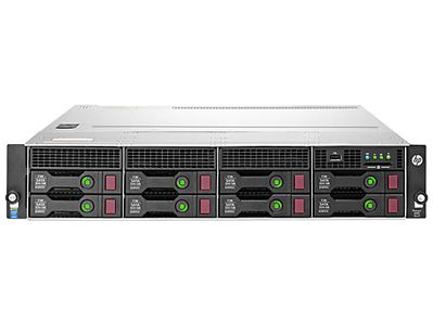 Hewlett Packard Enterprise ProLiant DL80 Gen9 E5-2603v3 1P 8GB-R 8LFF 900W PS Server/TV (P8Y70A)