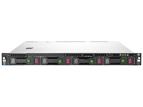 ProLiant DL60 Gen9 E5-2603v3 1P 8GB-R LFF 900W PS Server/TV