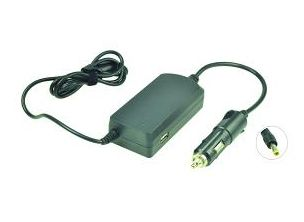 2-POWER DC Car Charger 19V 2.37A 45W (CCC0735G)
