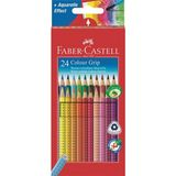 FABER-CASTELL Penna Colour Grip 2001  24/ask