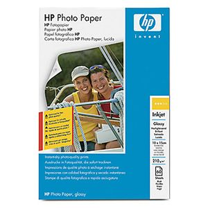 HP Paper/ Photo 10x15 borderless (Q7907A)