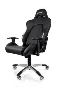 AKracing Premium Gaming Chair Black Svart (AK-7002-BB)