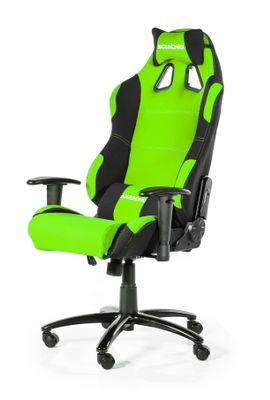 PRIME Gaming Chair Black Green