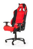 PRIME Gaming Chair Black Red