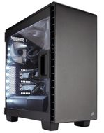 Carbide Quiet 400C Inverse ATX