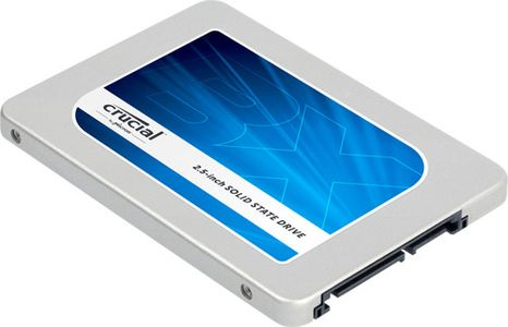 "CRUCIAL Crucial® BX200 960GB 2.5"" SSD 7mm w/ adapter,  540/ 490Mb/ s read/ write,  16n TLC NAND (CT960BX200SSD1)"