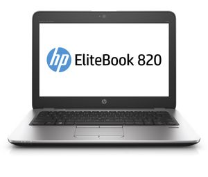HP EliteBook 820 i7-6500U 12